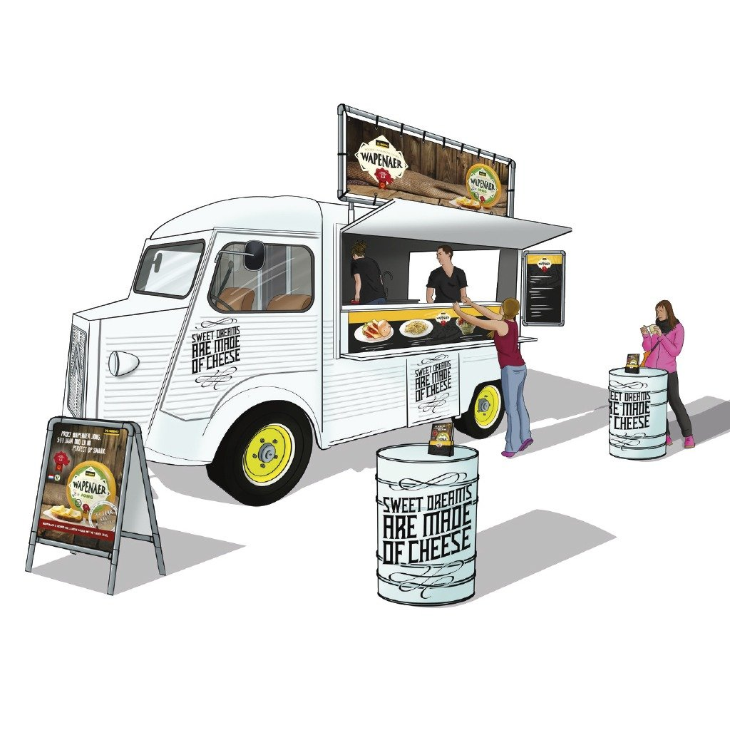 NH foodtruck visual