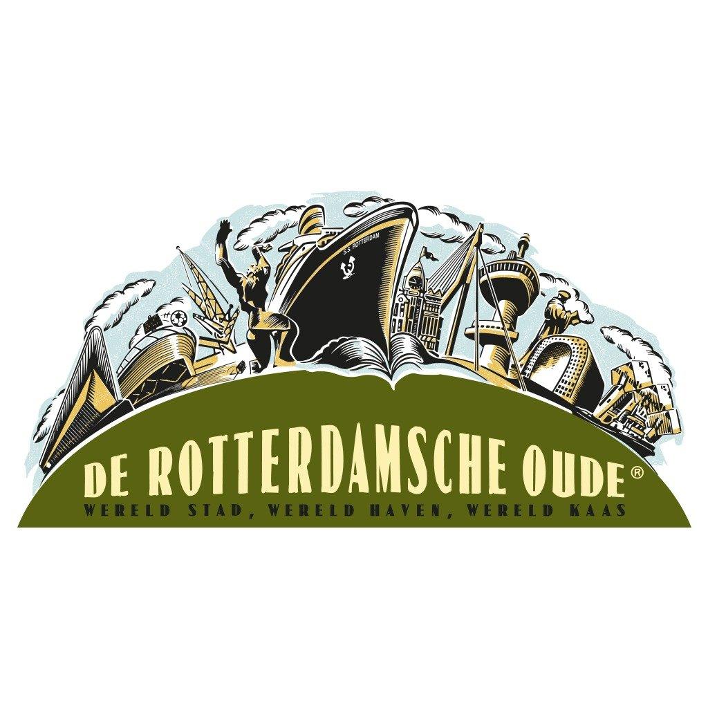 de rotterdamsche oude logo nieuw