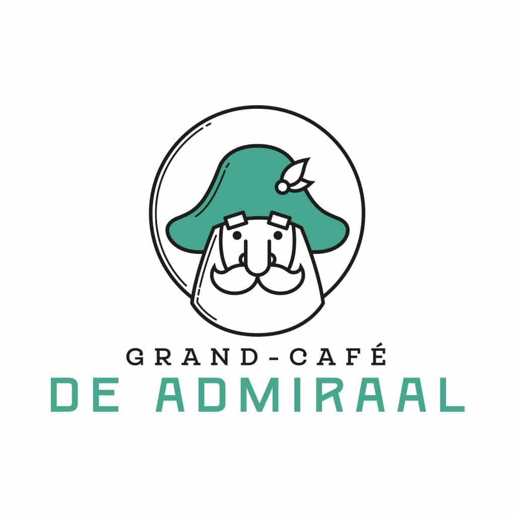 grand-café de admiraal logo