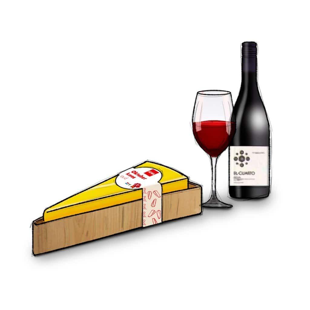 foodpairing: kaas en wijn