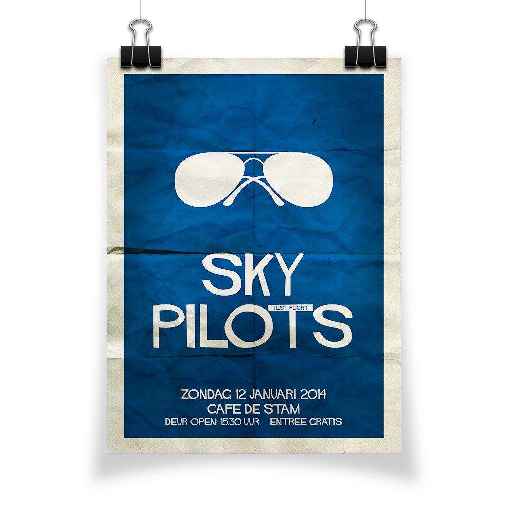poster Sky Pilots