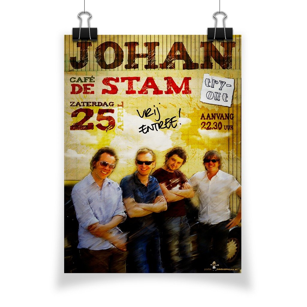 poster Johan