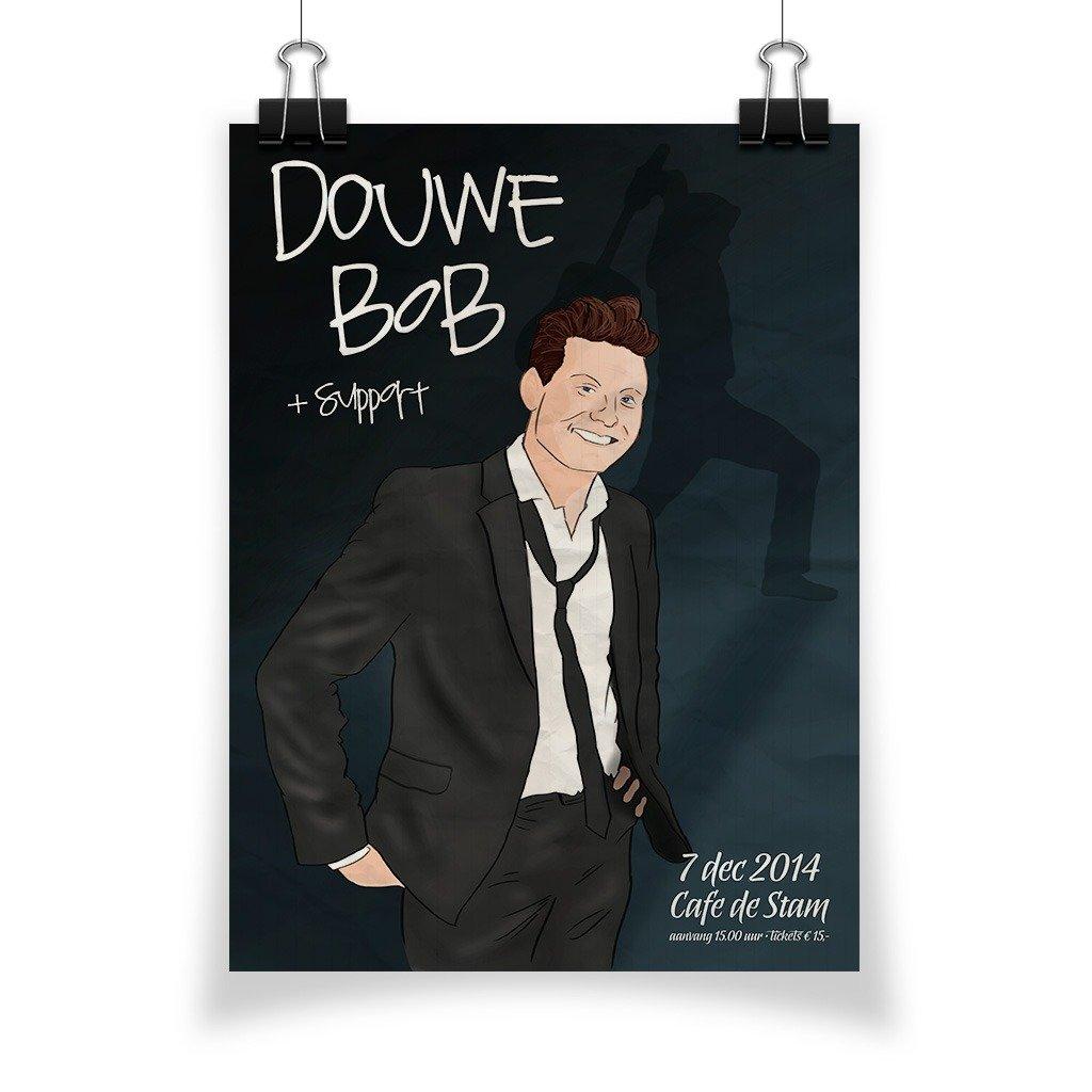 poster Douwe Bob