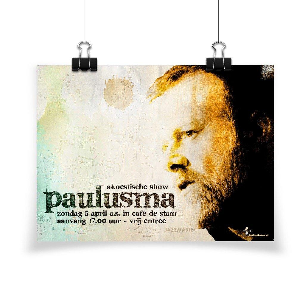 poster Paulusma