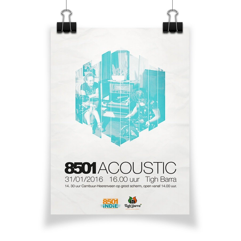 poster 8501 Acoustic